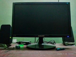 Samsung 18.5 Inch LED Monitor