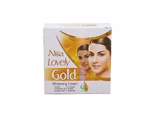 Unisex Herbal Base Nosa Lovely Gold Cream