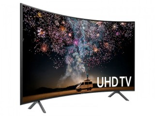 Samsung UN55RU7300FXZA Curved 55-Inch 4K UHD 7 Series Ultra HD Smart TV with HDR and Alexa Compatibility